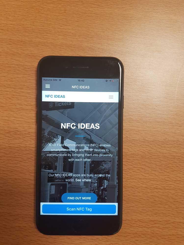 Comment lire les tags NFC avec votre iPhone ? – 360SmartConnect