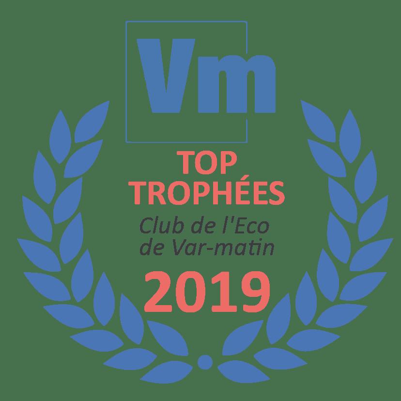 Win top trophées var matin 360SmartConnect