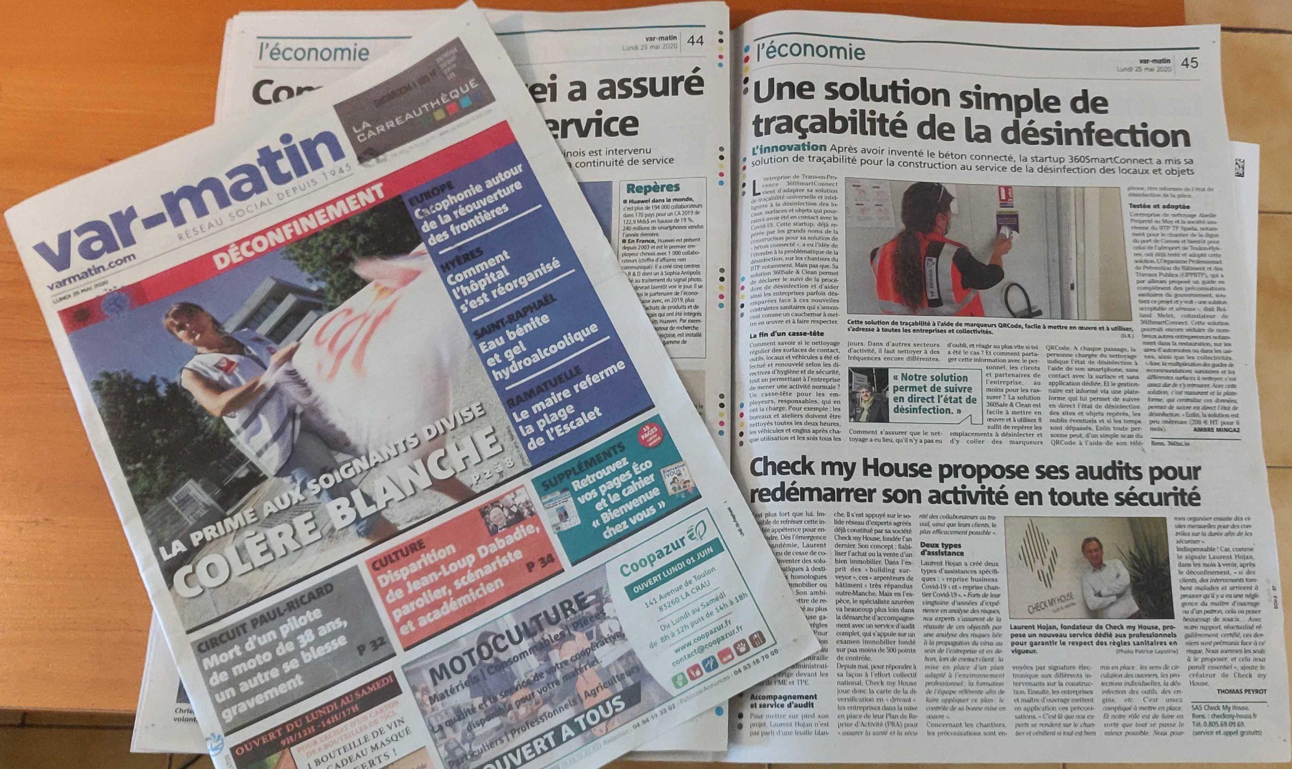 20-05-25 Article Var Matin