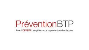 Logo prévention BTP