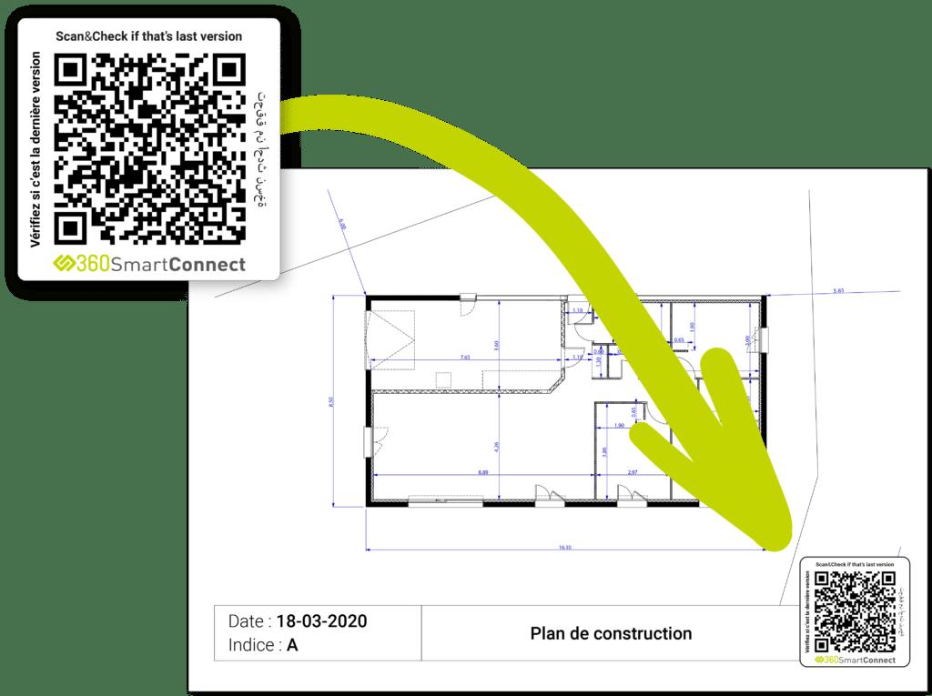 Demo Plan de construction connecté